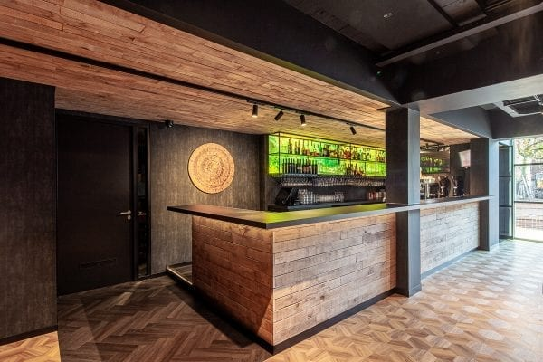 Bar Restaurant de Buren - Nieuw Interieur   Schalk